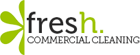 Fresh Commercial Cleaning Logo